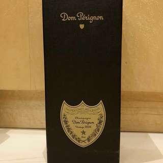 未拆盒Dom Perignon Champagne Vintage 2006 香檳
