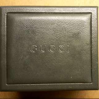 Original used Gucci Brown Box