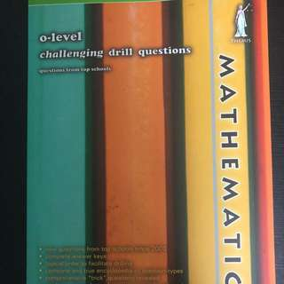 o level challenging drill questions mathematics EMath- Themis