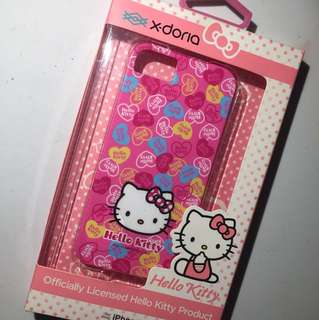 Preloved iPhone 5 Hello Kitty Case