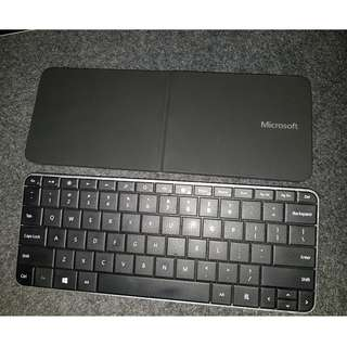 Microsoft Bluetooth Wedge Keyboard