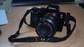 FAST SALE Sony A7 Mirrorless Full Frame 📷 Body Only