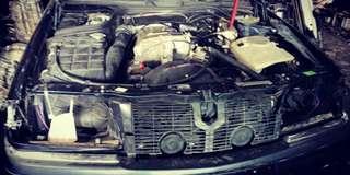 Mercedes c202