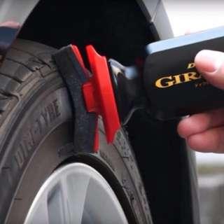 日本Soft99出品 輪胎鍍膜光亮保護劑---日本製