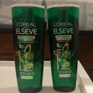 Loreal anti dandruff shampoo