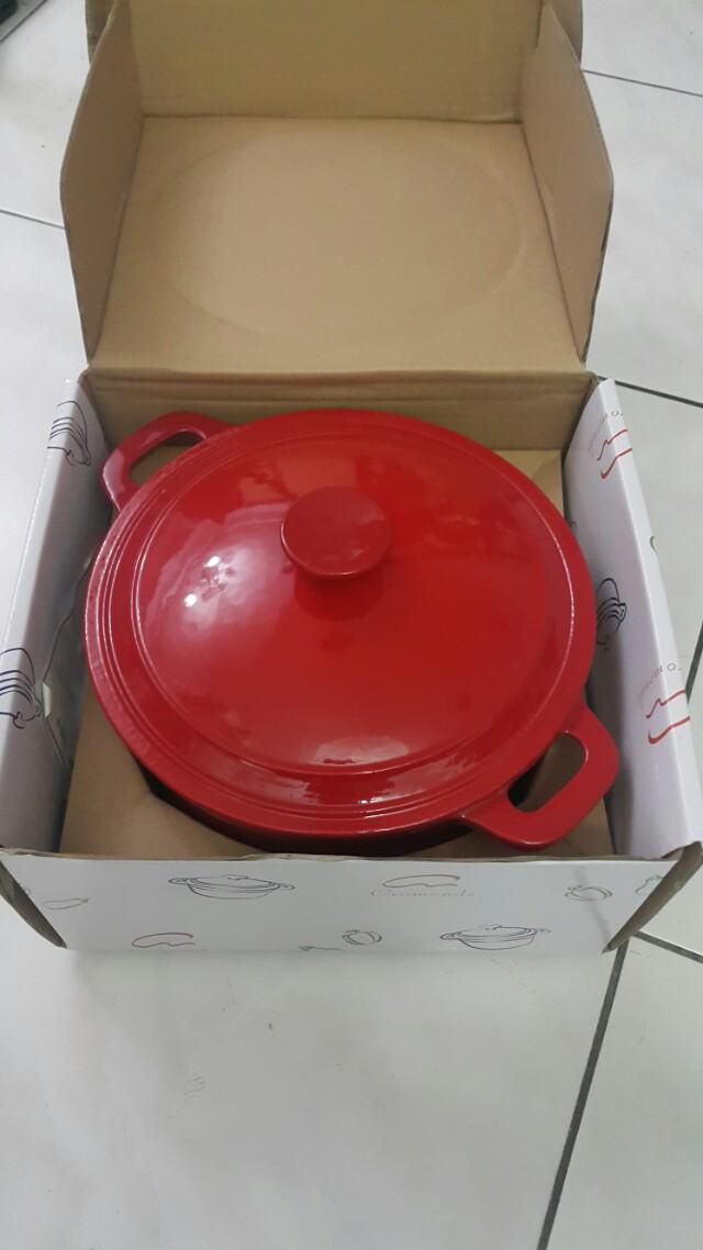 全新祝鐵鍋