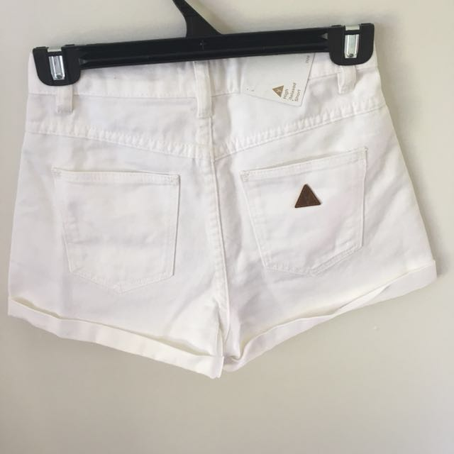 Abrand Denim Shorts