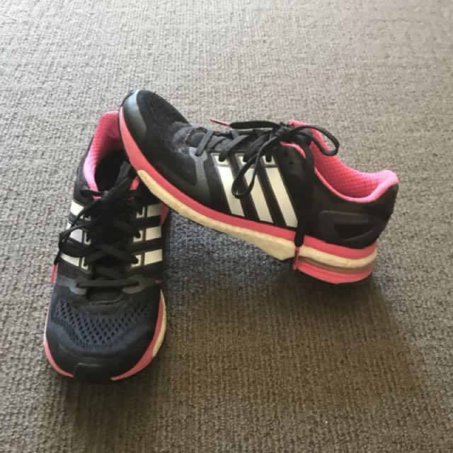 Adidas boost women's runners size US 8