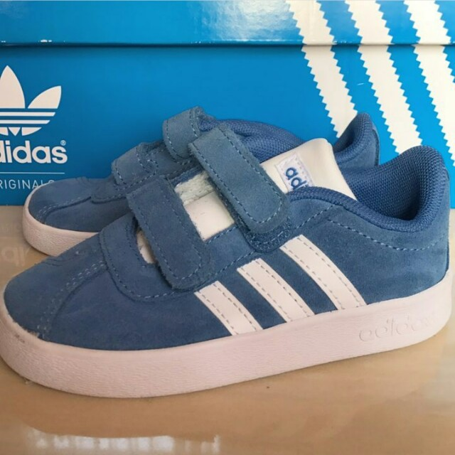 Adidas Neo Blue size: 20-25