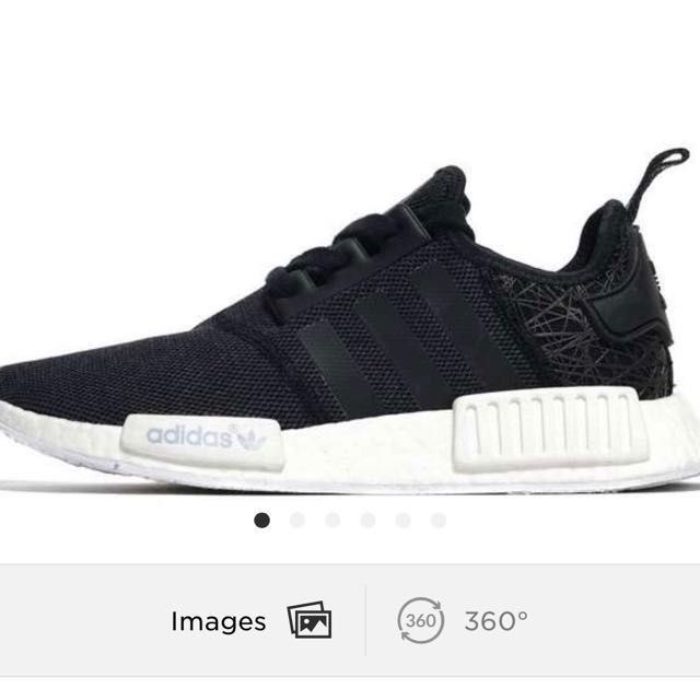 ADIDAS NMD RUNNERS SIZE 9 NEW IN BOX