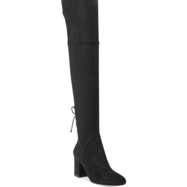 Aldo thigh high boots (size 8)