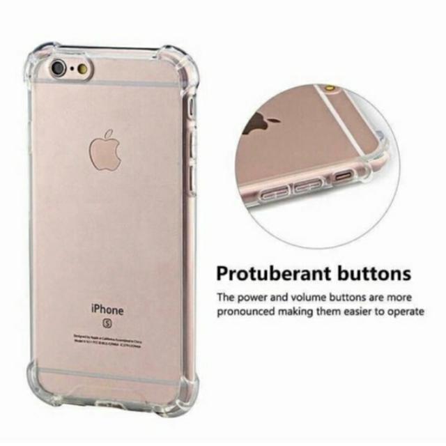 Anticrack Iphone Case