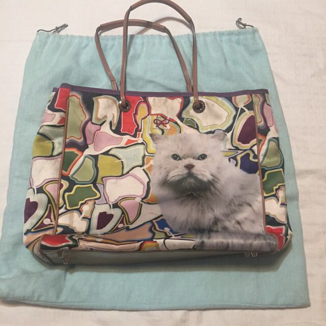 Anya Hindmarch Cat Tote