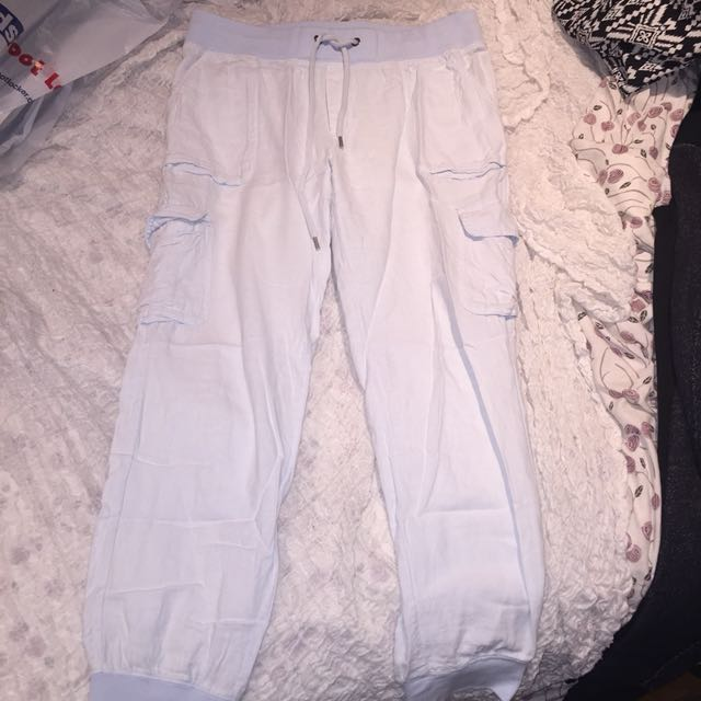 Aritzia Baby Blue Pants