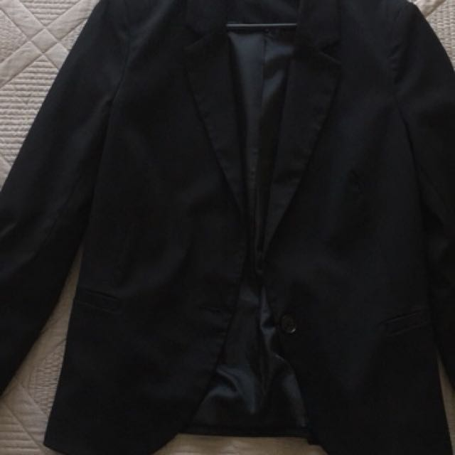 ASOS womens Black Blazer