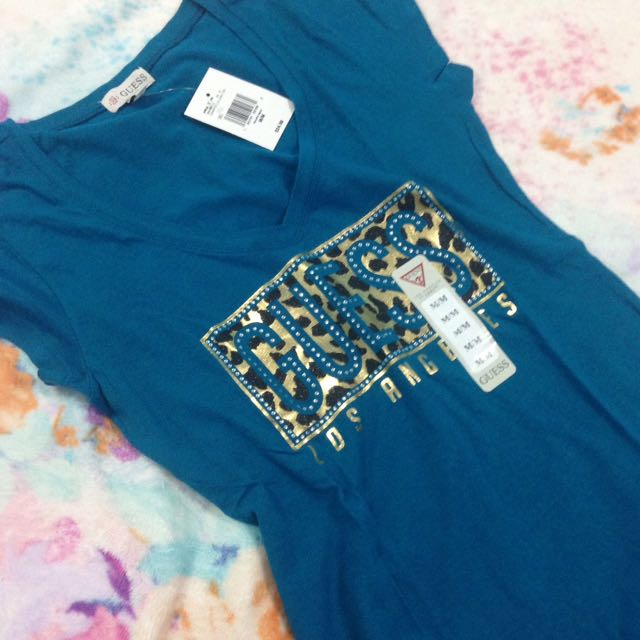 Authentic Guess Shirt For Ladies