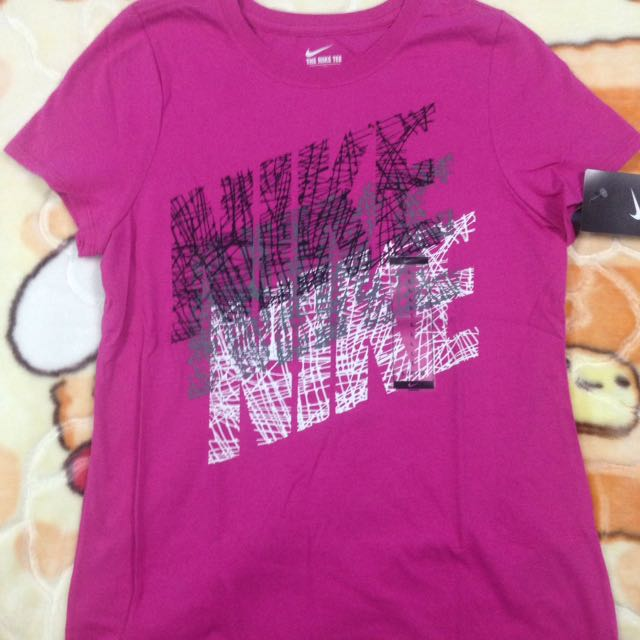 Authentic Nike Shirt For Girls