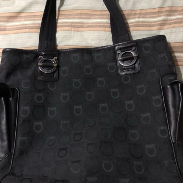 Authentic Salvatore Ferragamo Tote bag