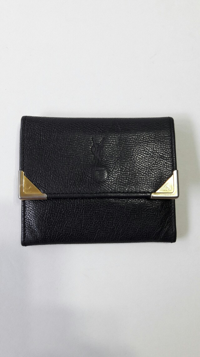 Authentic YSL small pouch