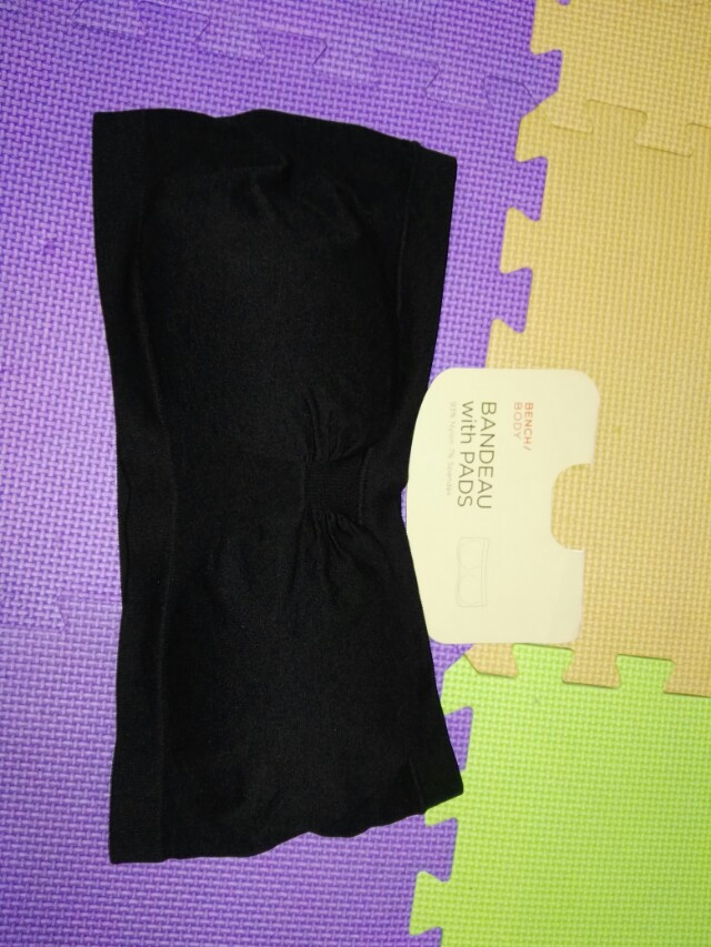 Bandeau with Pads