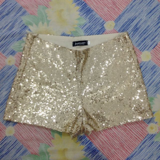 BKK GOLD BLINK SHORT