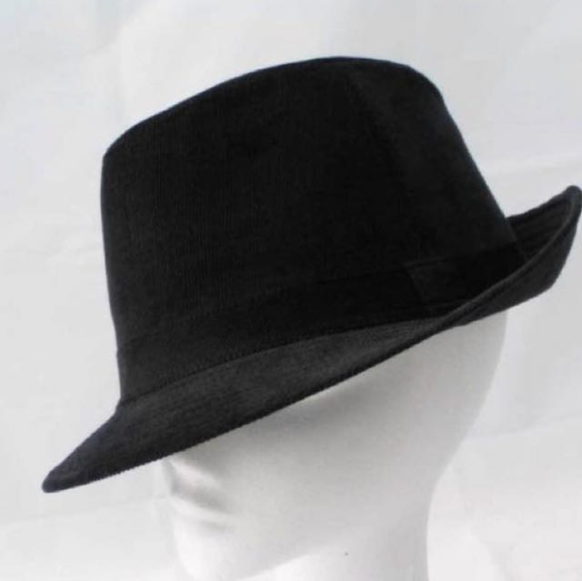 Black Hat Michael Jackson Old School Mafia Style 66550c2d484