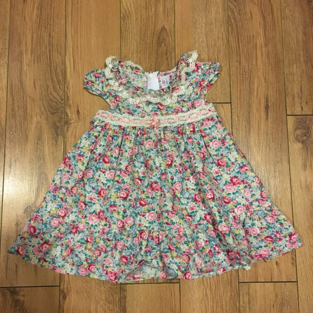 #Blessing Dress for 1 year-old