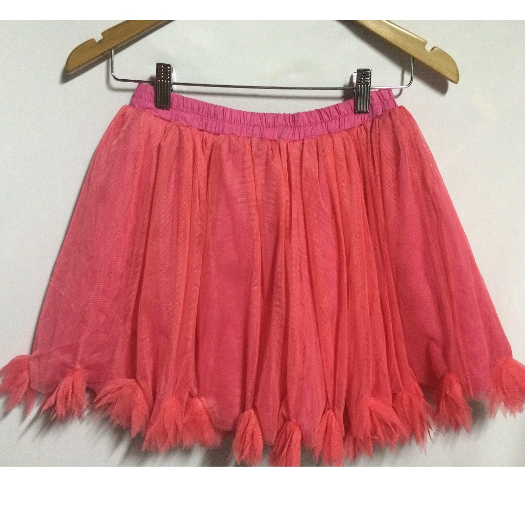 Bnew Pois Belly Tutu Style / Layered / Ruffle Skirt