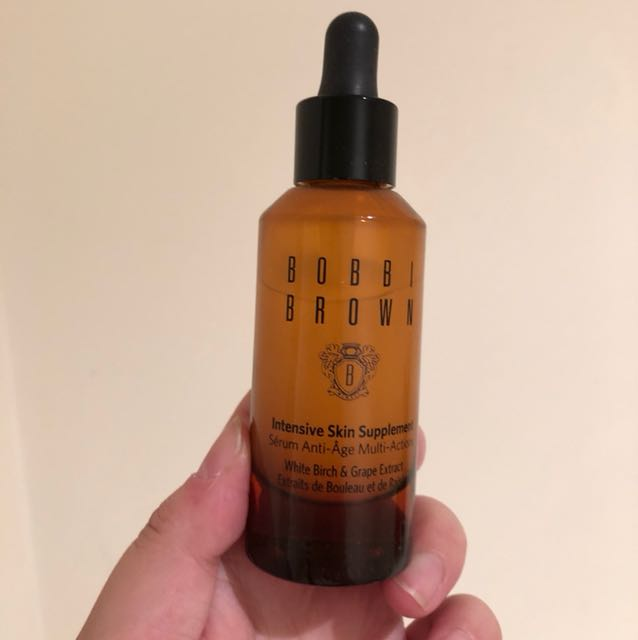 bobbi brown anti ageing serume