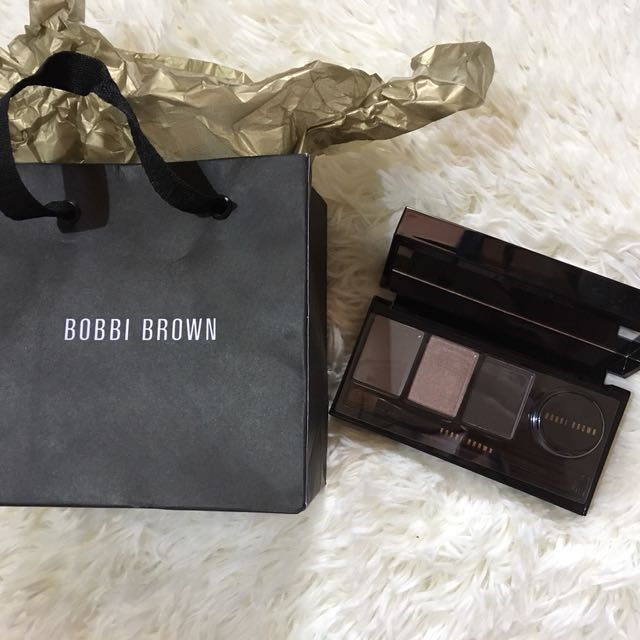 Bobbi Brown Satin and Caviar Shadow & Longwear Gel Liner