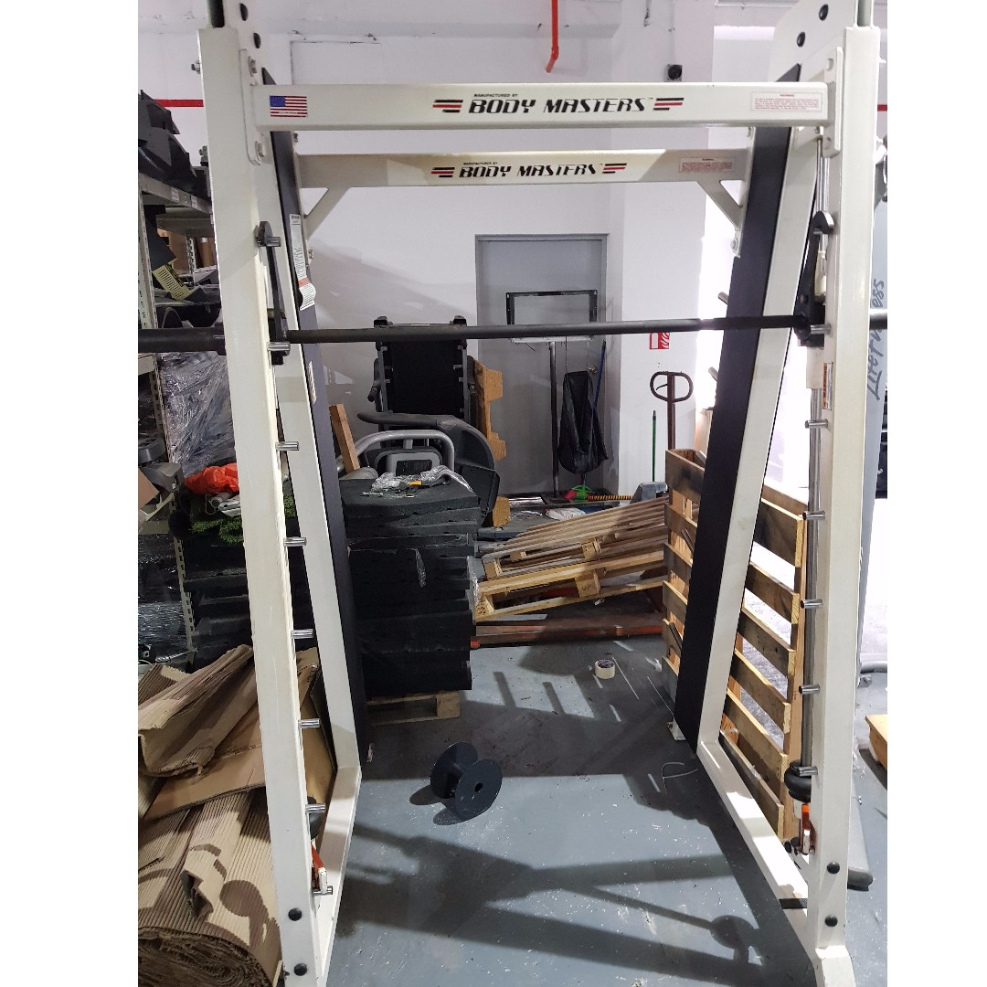 Bodymaster(SMITH MACHINE), Sports, Sports & Games Equipment