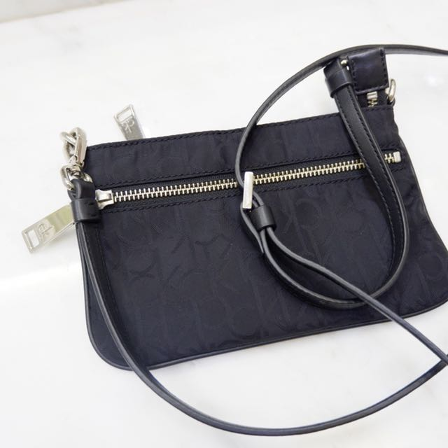 dd37bd21c Calvin Klein Sling Bag, Women's Fashion, Bags & Wallets on Carousell calvin  klein sling