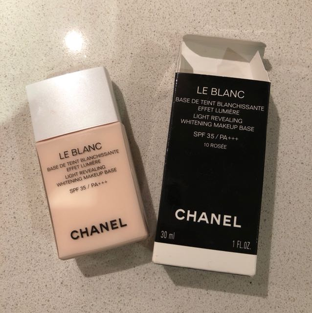 Chanel makeup base