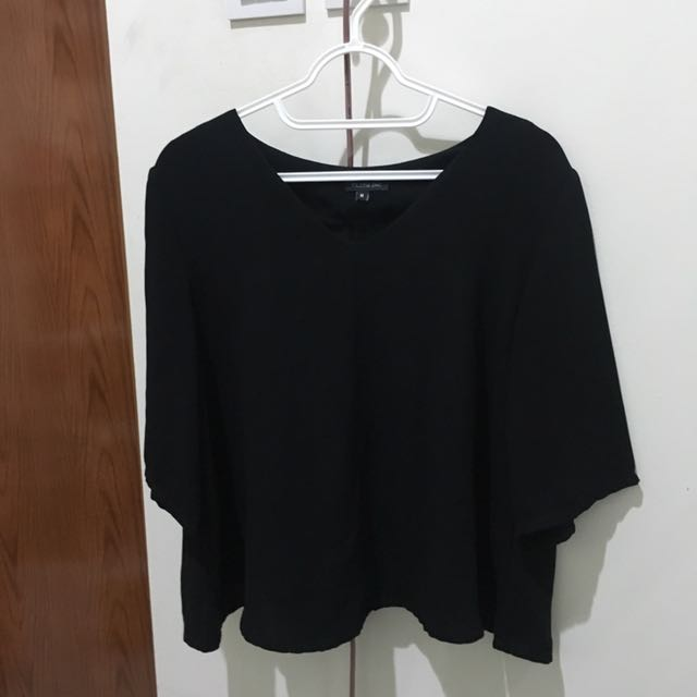 Cloth Inc Black Top
