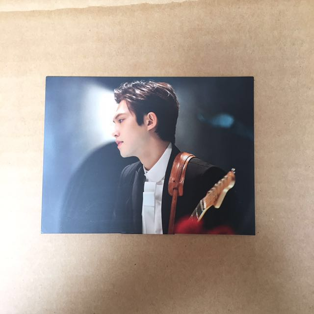 CNBLUE 5th mini album Can't Stop II w/ Jonghyun pc