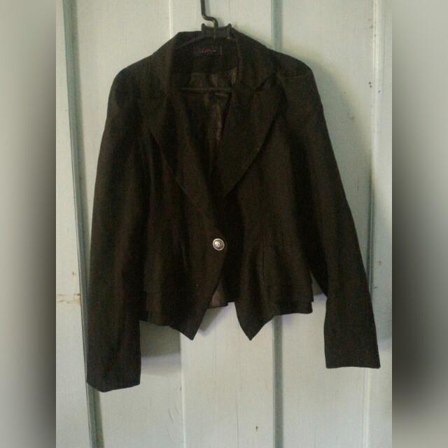 coat blazer lelestyle