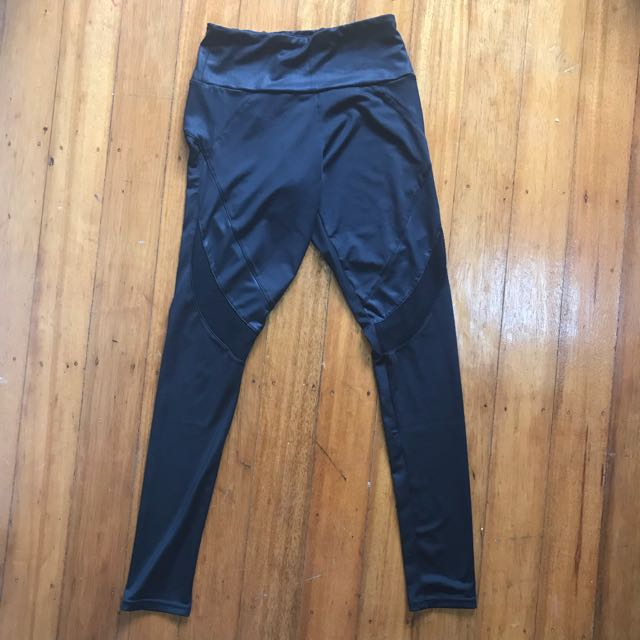 Cotton On Black Workout Tights