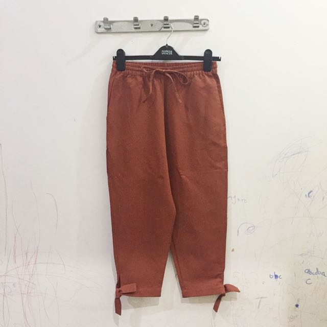 Cottonink Pants