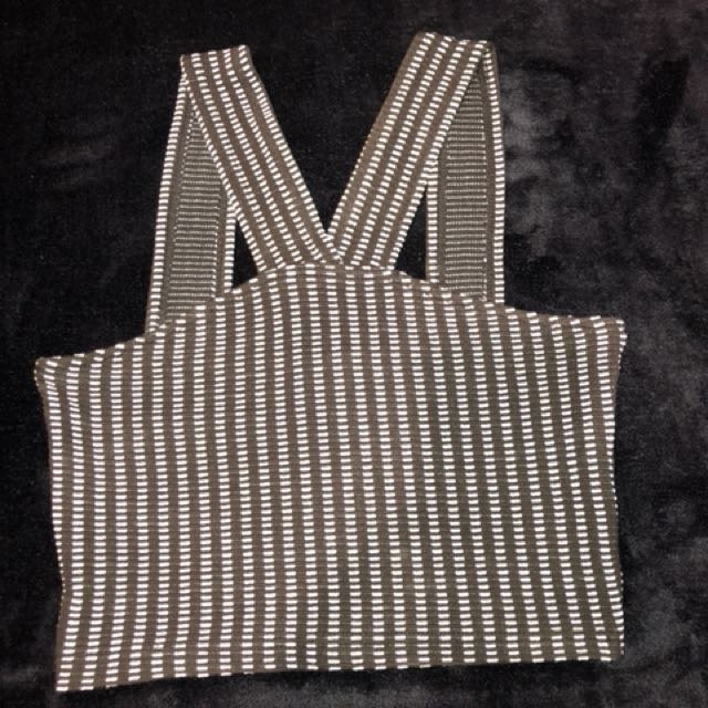 Crop top. NZ size 8