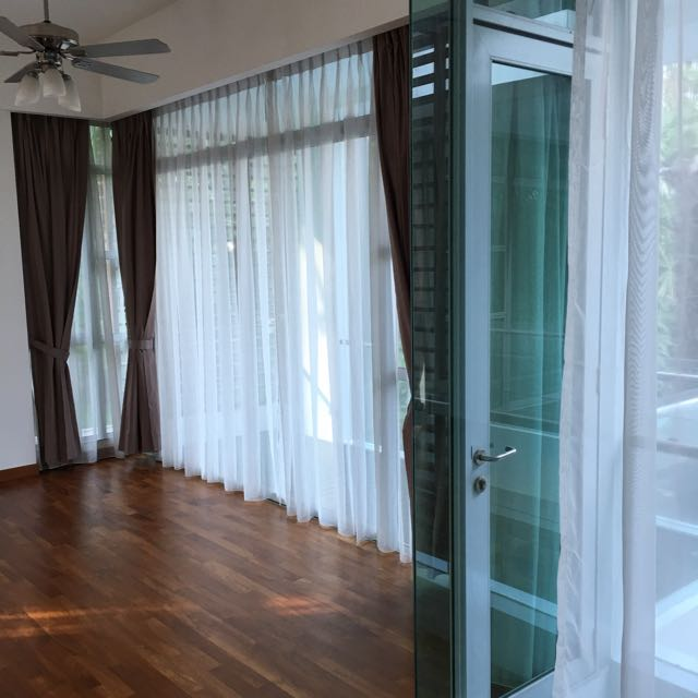 Curtain dry clean, Services, Home Services, Cleaning on Carousell