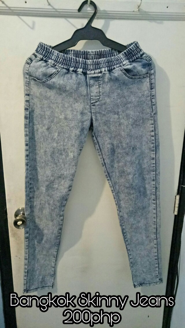 Denim Pants / Skinny Jeans