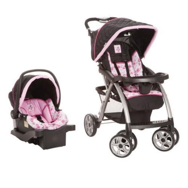Disney Minnie Mouse Stroller Infant Car Seat