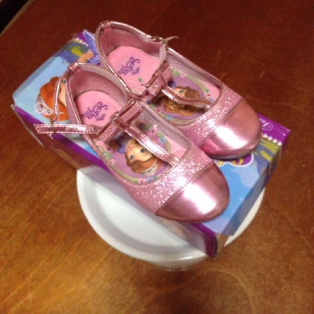 disney sofia shoes