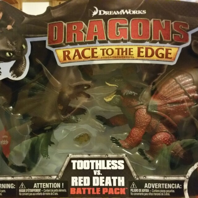 How to train your dragon toothless vs red death battle pack toys photo photo photo photo ccuart Choice Image