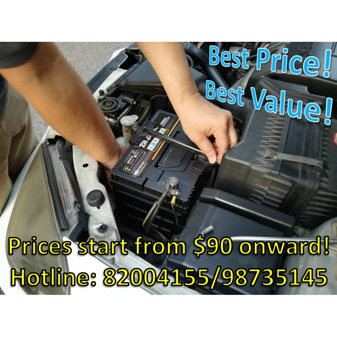 Emergency Car Battery Service