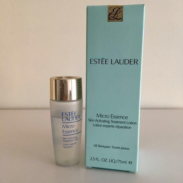 Estée Lauder Micro Essence 75 mL + FREE ~ 10 mL