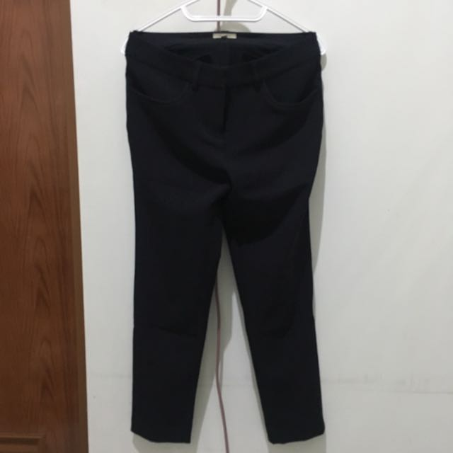 Etcetera Black Trouser
