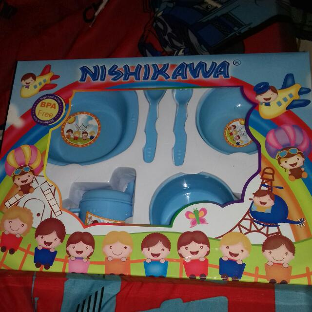 Feeding Set Nishikawa