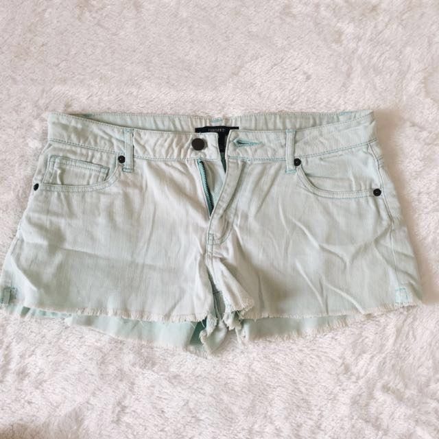 Forever 21 Blue Shorts (reprice) ❗️