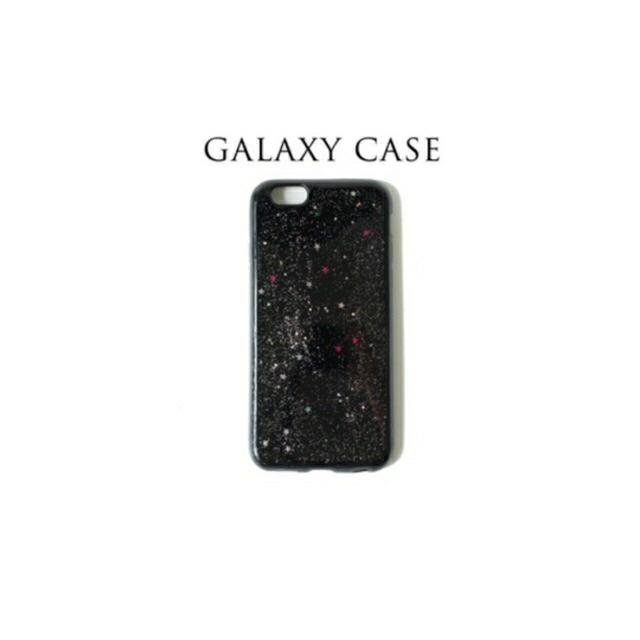 Galaxy Soft Case For iPhone